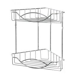 Półka pod prysznic 2-poziomowa