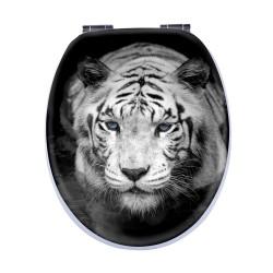 Deska sedesowa wolnoopadająca MDF Tiger