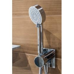 Słuchawka prysznicowa 3-funkcyjna