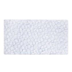 Mata antypoślizgowa do wanny 69 x 37 cm transparentna