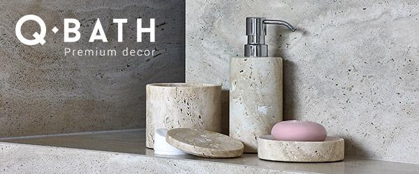 Q-BATH Premium Decor